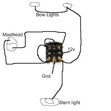 navigation lights wiring schematic wire center \u2022 Boat Light Wiring Diagram navigation lights wiring diagram releaseganji net rh releaseganji net marine navigation light wiring marine navigation light wiring
