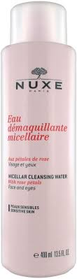 <b>Nuxe</b> Micellar Cleansing Water With <b>Rose Petals</b> 400ml: Amazon.co ...