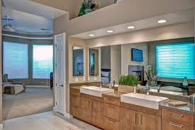bathroom farm sink. Contemporary Bathroom By Las Vegas Interior Designers \u0026 Decorators Room Resolutions, Inc. Farm Sink G
