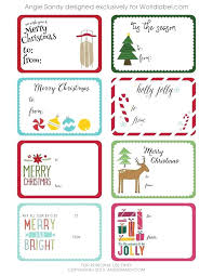 Tags For Gifts Templates Free Printable Coloring Christmas Tags Templates Unique Ideas On