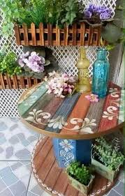 best paint for outdoor wood furnitureBest 25 Painted patio furniture ideas on Pinterest  Painted