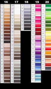 Dmc Colour Chart Download 26 Paradigmatic Dmc Embroidery Threads Colour Chart