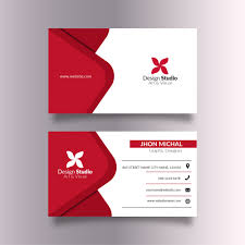 High Quality Design High Quality Business Visiting Card Free Customize Designs