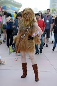 chewbacca the wookie warrior princess