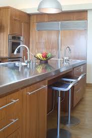 contemporary kitchen by studio william hefner