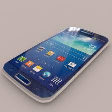 Samsung I9506 Galaxy S4 3D Model in ...
