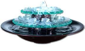 desk water fountain tablep diy desk water fountain