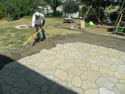 full size of step building a flagstone patio step by step building a raised stone patio