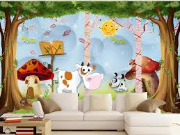 wall decor deep 5d embossed