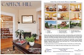 real estate flyers on behance property in an aesthetically pleasing way write copy that tells a story about the lifestyle of the home and neighborhood and easily reference the