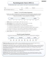 Pdf Digital Pychodiagnostic Chart 2 Pdc 2 V8 1