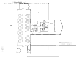 Plan Weddings Second Floor Plan With Ceremony Seating Weddings Events