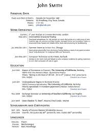 College Admission Resume Template Inspiration Resume Template For College Applications Resume Template For College