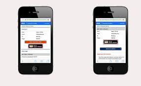 iphone wallet app international routes