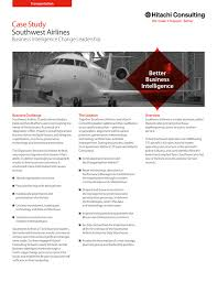 Southwest Airlines Organization Chart Case Study Southwest Airlines