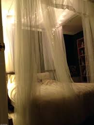 Canopy Bed Drapes Canopy Bed With Pink Curtain Canopy Bed Drapes Diy ...