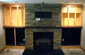 fireplace facade diy fireplace screens