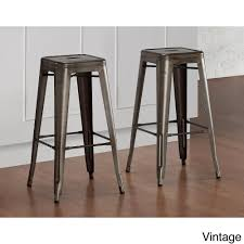 30 in bar stools. Amazon.com: Tabouret Vintage Bronze 30-inch Bar Stools 9283182 (Set Of 2).: Kitchen \u0026 Dining 30 In