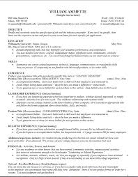 Good References For Jobs Sample Instructions On How To Create A Great Resume Want More