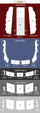 Heinz Hall Pittsburgh Pa Seating Chart Stage