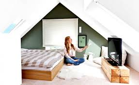 Best Of Schlafzimmer Mit Dachschrage Dachschrägen Platz Optimal