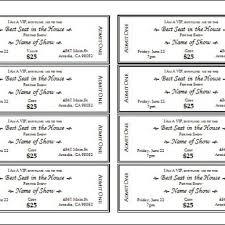Free Ticket Generator Ticket Generator Free Cityesporaco 8