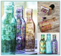 Ways To Decorate Glass Jars Ways To Decorate Glass Jars 46