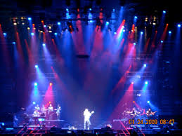 concert stage lighting google search