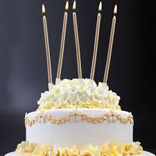 612 Birthday Cake Candle Vintage Goldchampagne Cake Topper Baking