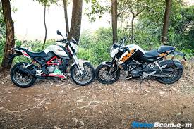 2018 ktm duke 200 t. fine duke benelli tnt 25 vs ktm duke 200  comparison video  motorbeam indian car  bike news review price to 2018 ktm duke t