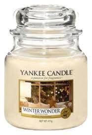 <b>Ароматическая свеча Winter</b> Wonder Yankee Candle купить в ...