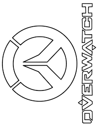Kleurplaat Overwatch Doomfist Learn How To Draw Sombra From