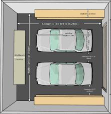 Plans For Homes U0026 Garages4 Car Garage Size