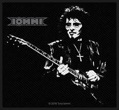 Iommi Designs Tony Iommi Iommi Vintage Patch
