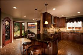 Dark Mahogany Kitchen Cabinets Kitchen Room Wall Kitchen Good Kitchen Galley Decoration White