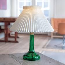 le klint lighting. Le Klint - 343 Green Glass Table Light Lighting
