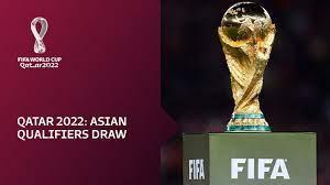 Näytä lisää sivusta qatar 2022 fifa world cup facebookissa. Asian Qualifiers Draw Fifa World Cup Qatar 2022 Youtube