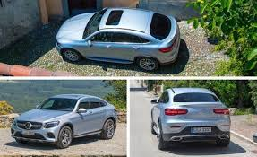 This glc family is the model line the company introduced in 2016 as a. 2017 Mercedes Benz Glc Coupe First Drive 8211 Review 8211 Car And Driver