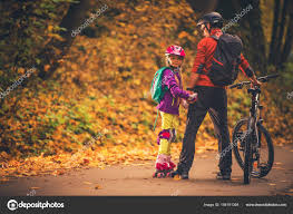 Family Outdoor Activities Stock Photo welcomia 164191364