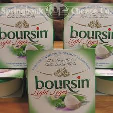 boursin light garlic fine herbs