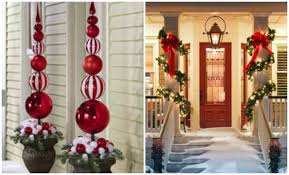 outside holiday christmas decorating ideas youtube xmas ideas for