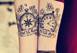 Matching Tatto 2 Tetování Pro Dva Barča Matisková