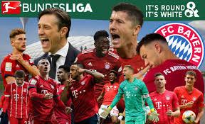 2019 20 Bayern Munich Bundesliga Preview