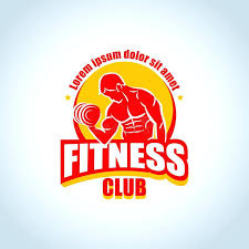 sd fitness logo design templates template