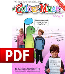 Colourmuse Book 1 Colour Key Chart Pdf
