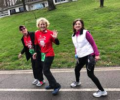 race weekend for the covenant health marathon team