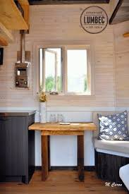 Small Picture The micro house from Tiny House Lumbec a 136 sq ft tiny house on