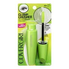 cover clump crusher mascara by lashblast