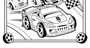 Coloring Pages Race Car Coloring Pages To Print Of Cars Racing
