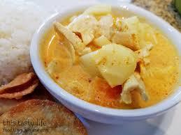 Thai Kitchen Yellow Curry Chaba Thai Kitchen Kearny Mesa This Tasty Life